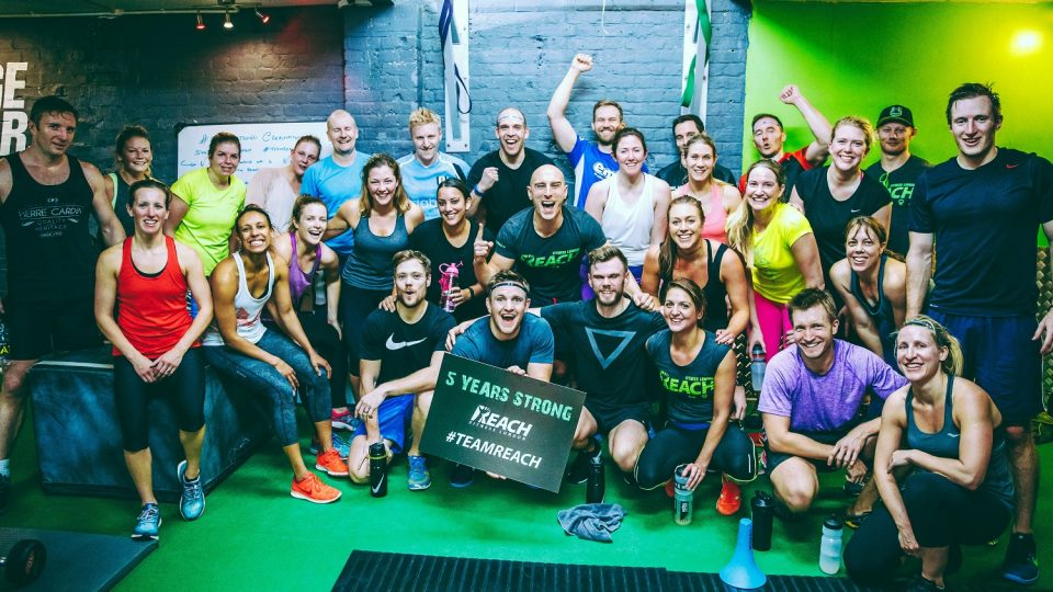 reach fitness clapham