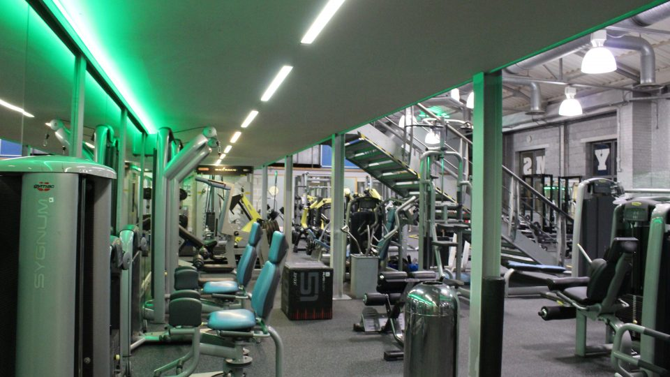 soho gym clapham