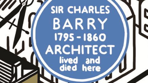 Sir Charles Barry Architect