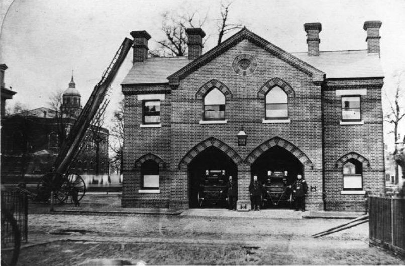 Clapham Old Fire Station