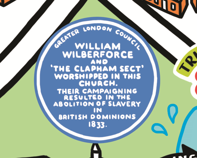 william wilberforce Clapham Sect