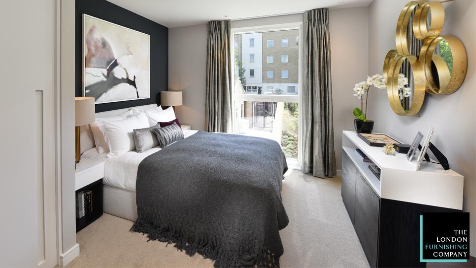 2. Herritage Walks Show Apartment Bed