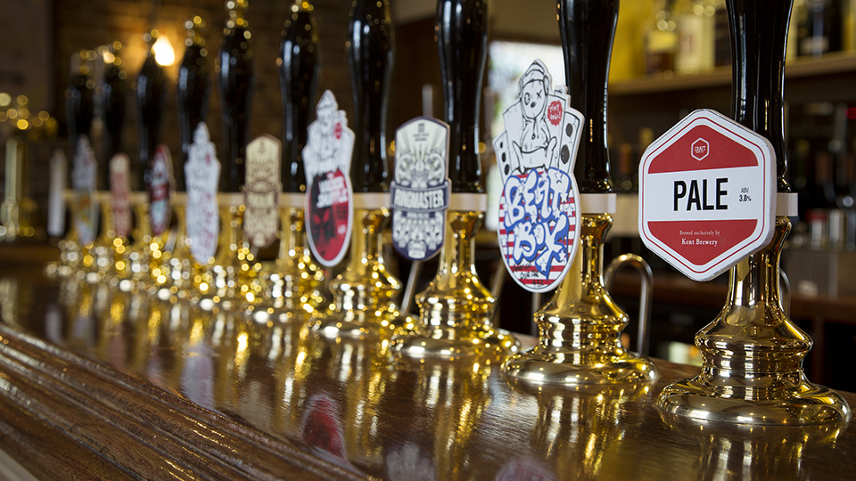Some of our taps