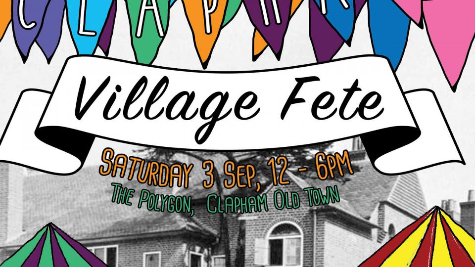 Clapham Old Town Village Fete