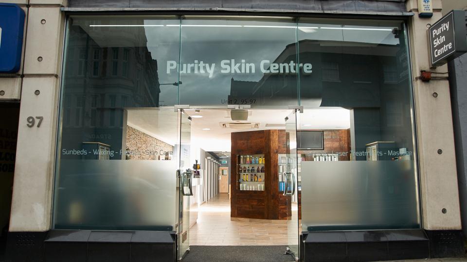 purity skincare clapham