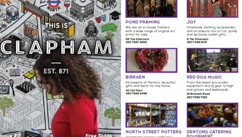 clapham guide