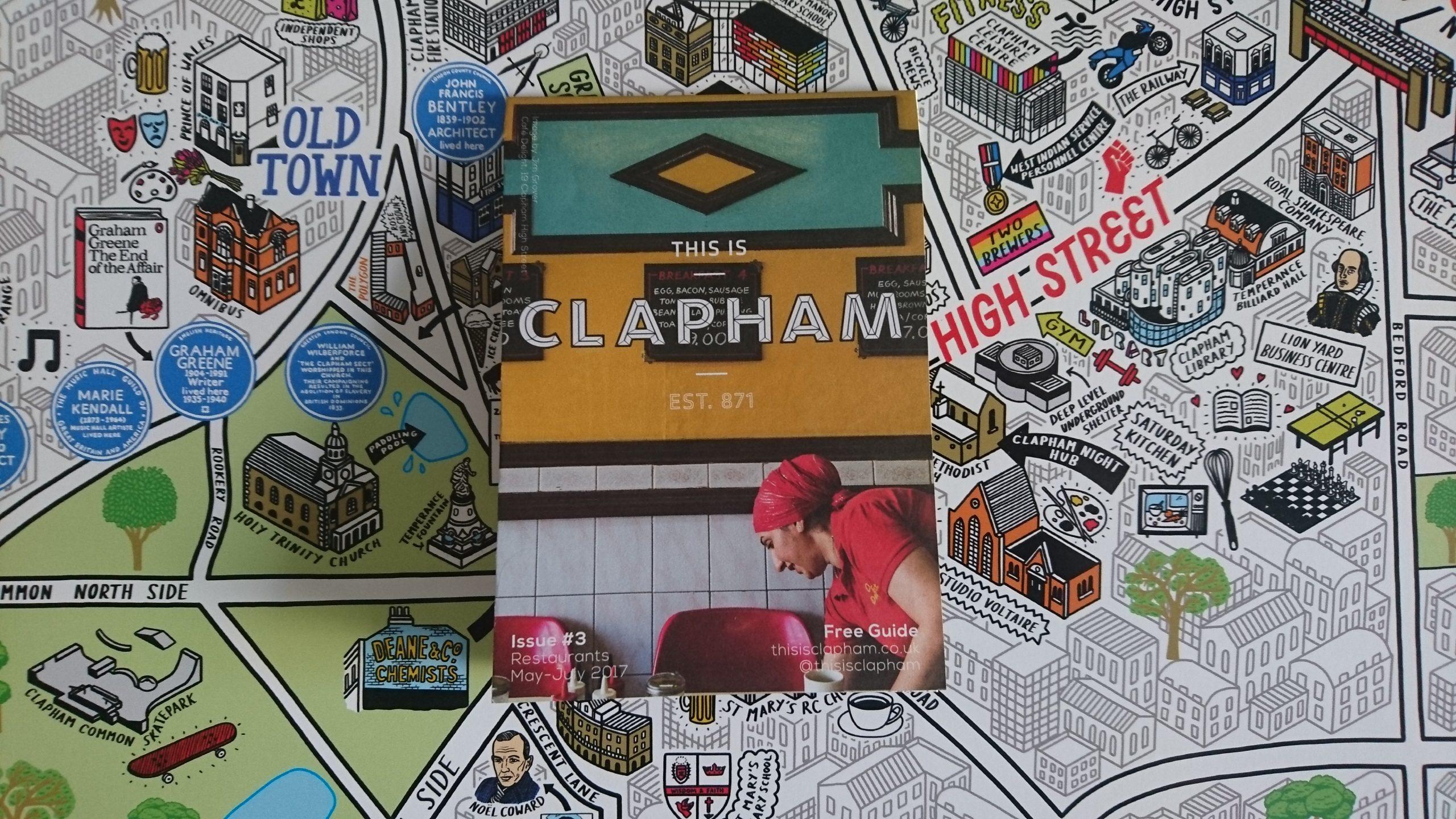 Clapham Restaurant Guide