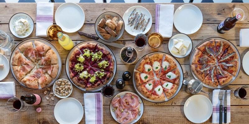 Djs Pizza Kitchen