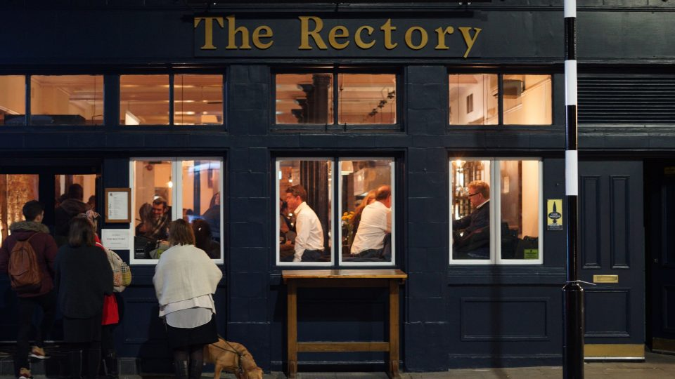 the rectory clapham