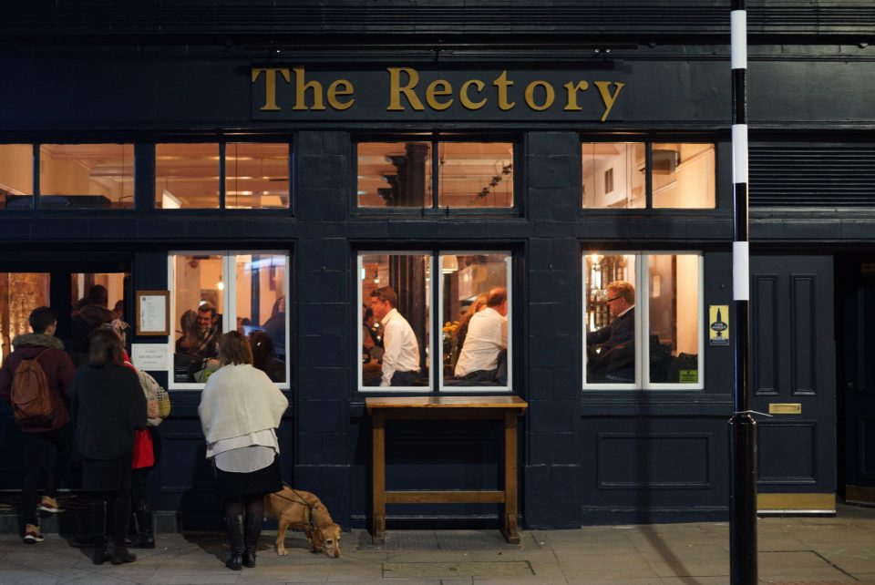 the rectory clapham