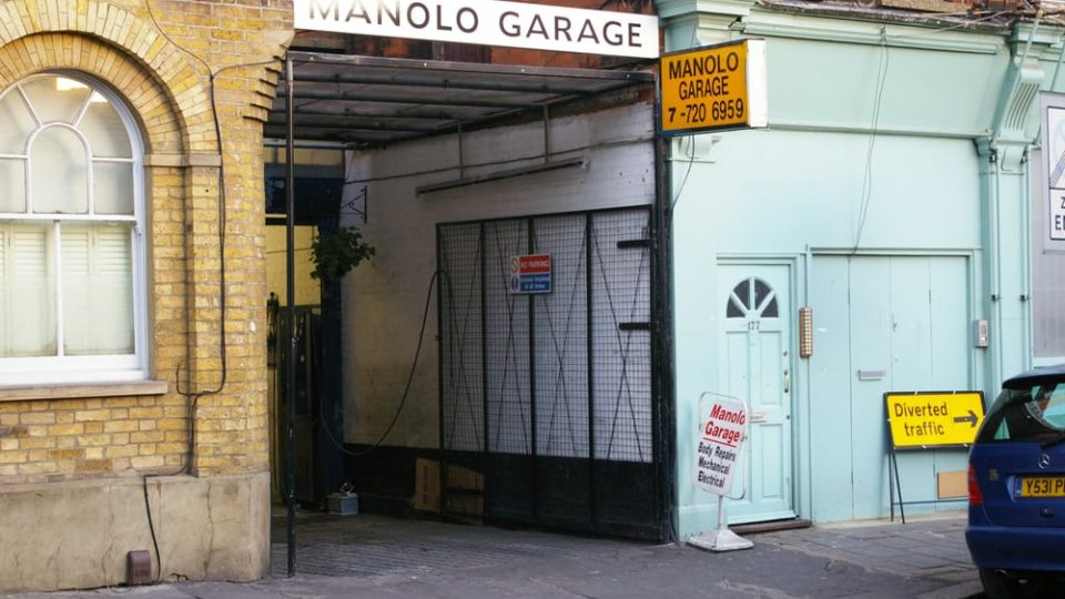 Manolo Garage