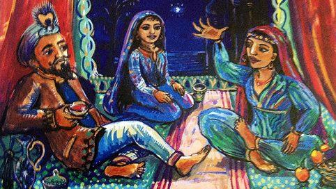 sheherazade by sophie herxheimer (1)