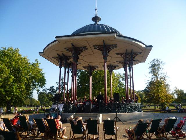 bandstand concerts clapham
