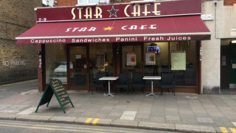 Star Cafe Clapham