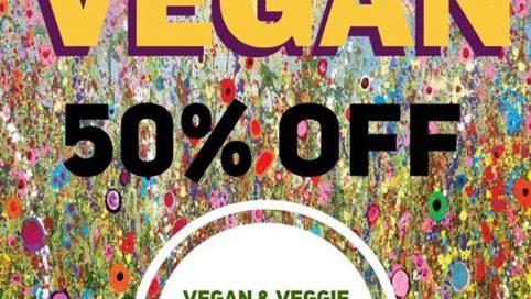 belle vue veggie vegan offer clapham