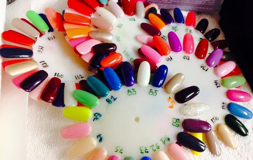 TK nails clapham