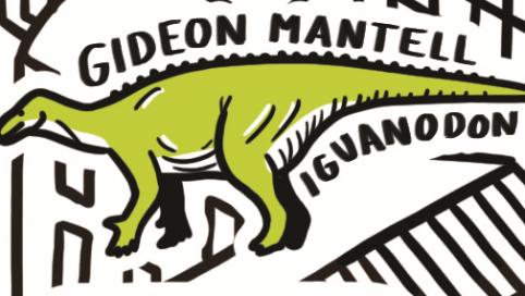 gideon mantell Iguanodon