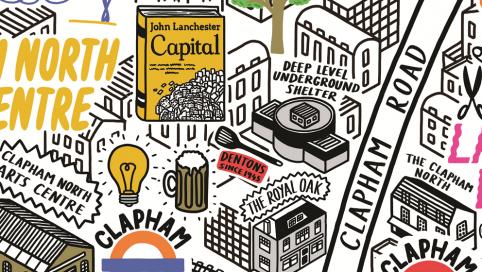 John Lanchester Capital