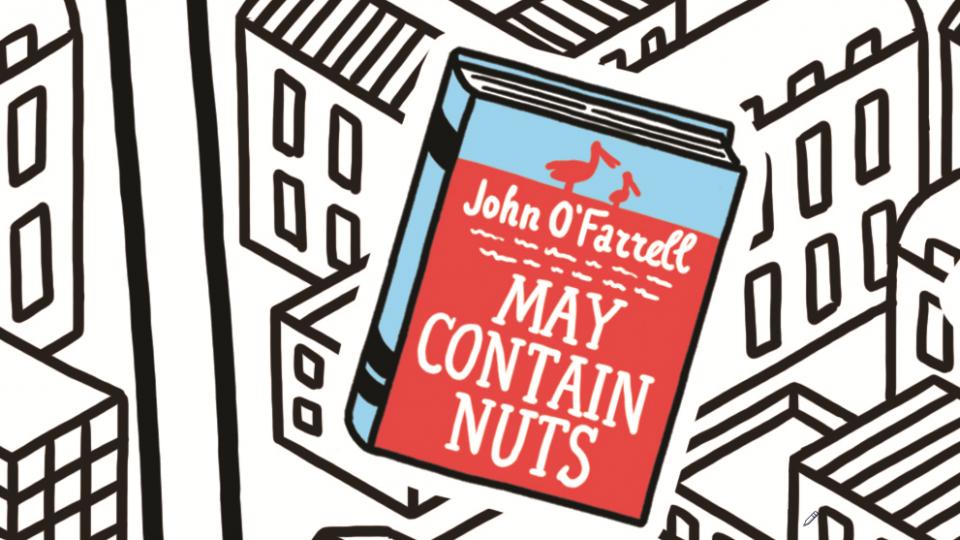 john o'farrell may contain nuts