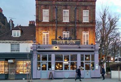 the sun pub