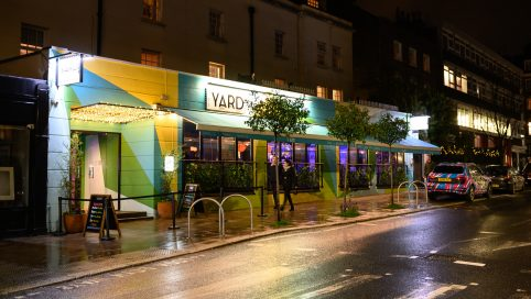 the yard clapham