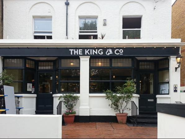 the king and co clapham
