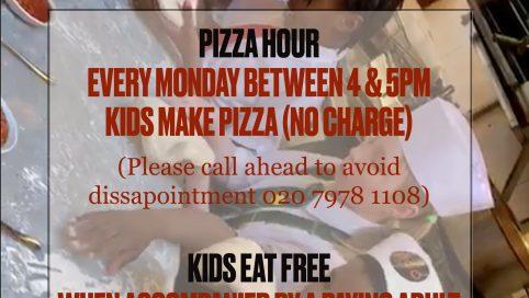 Eco kids eat free